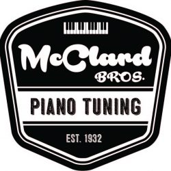McClard Bros. Piano Tuning